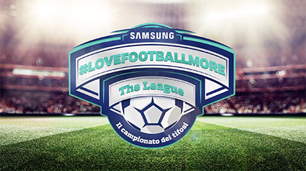 Samsung, Love Football More
