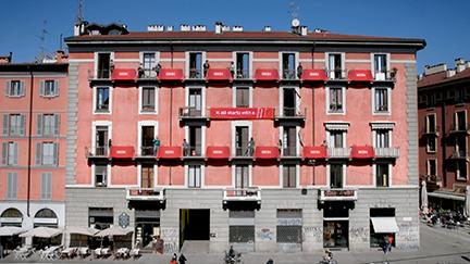 Nescafè, Balconi